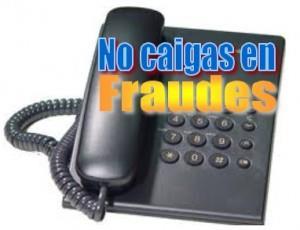 Fraude telefónico