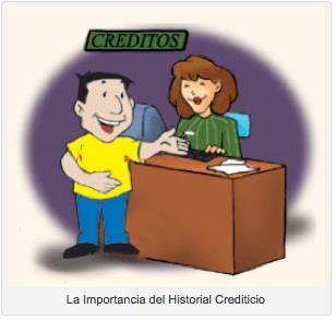 La Importancia del historial crediticio
