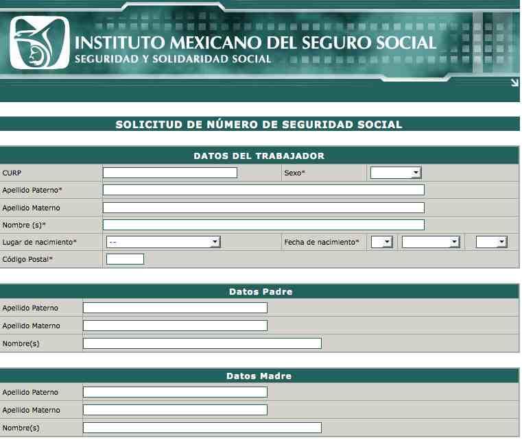 citas para el seguro social por internet