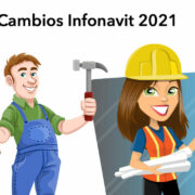 Cambios en los créditos Infonavit 2021