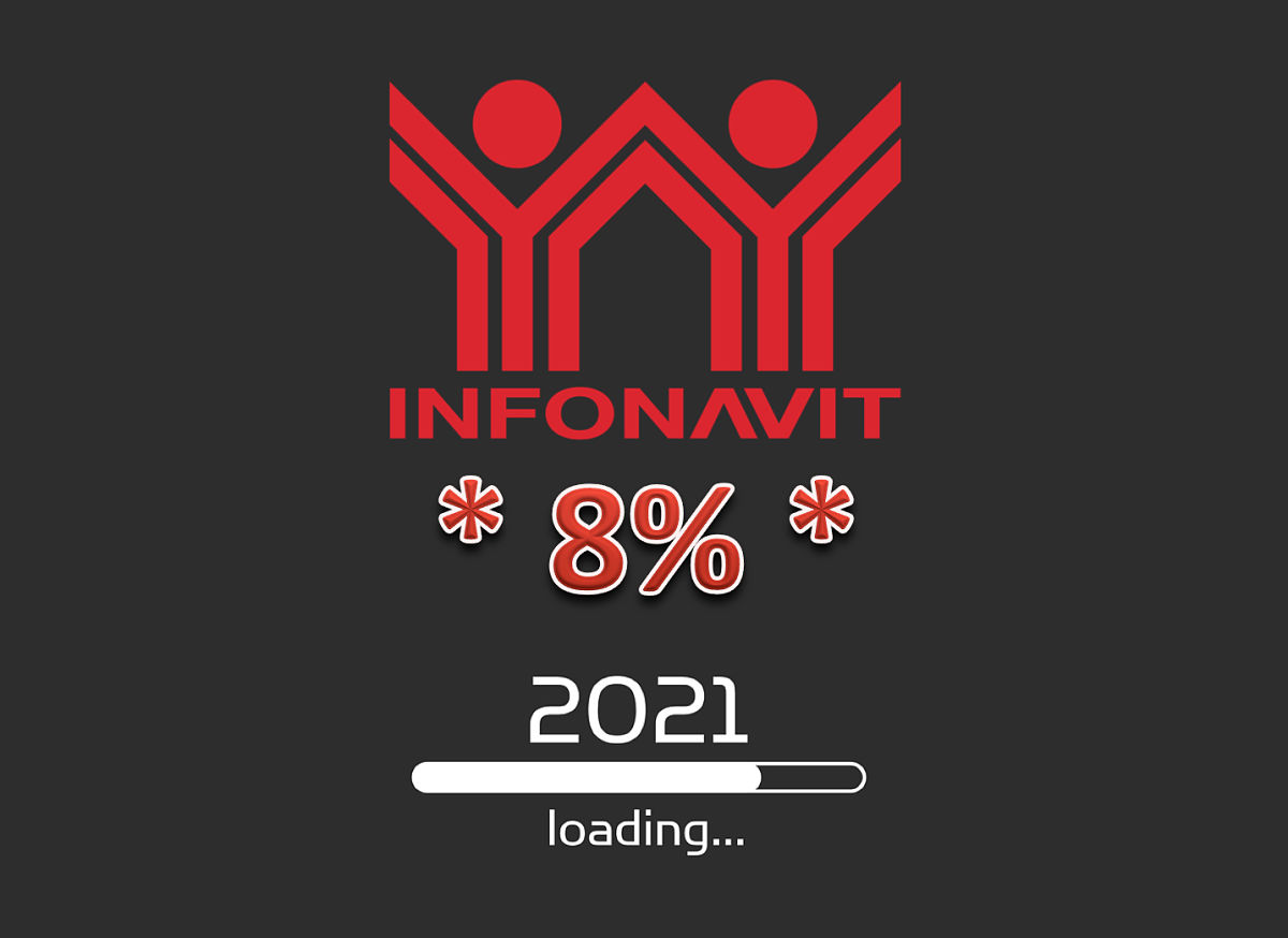 El Infonavit 2021 promete que bajará su tasa al 8% en los créditos tradicionales