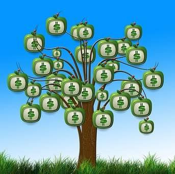 el dinero no se da en los arboles