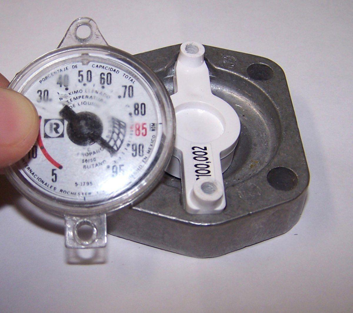 Evita el robo de gas revisando tu medidor