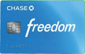Freedom Credit Card