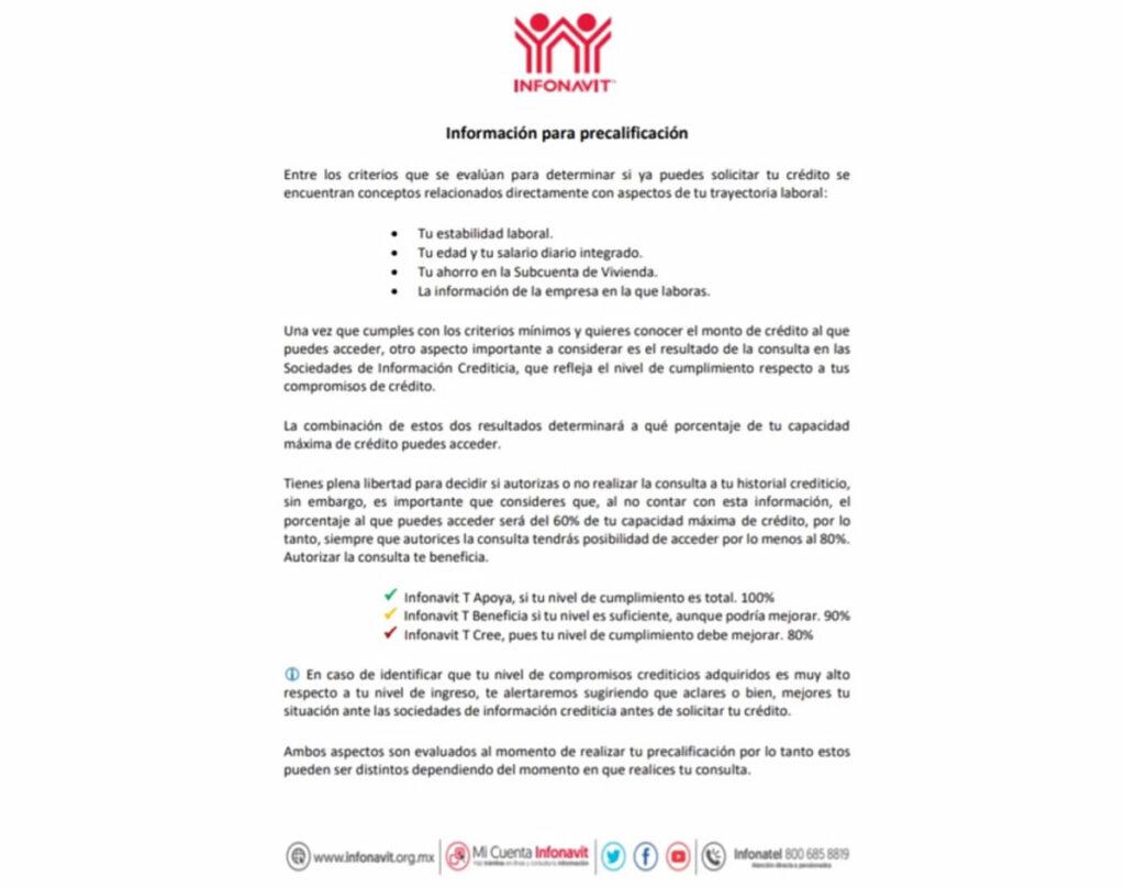 No autorizar al Infonavit Revisar tu Buró de Crédito 2021 te afectará 40%