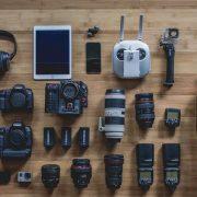 ahorrro en equipo fotográfico