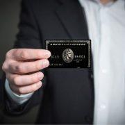 te gustaría tener una tarjeta american express negra o black card