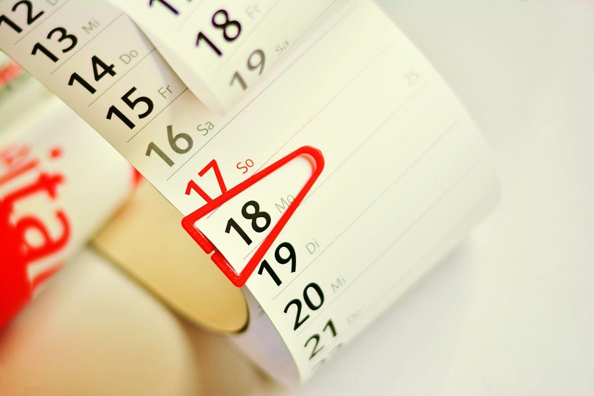 apunta en el calendario para usar tu Tarjeta de Credito sin pagar Intereses