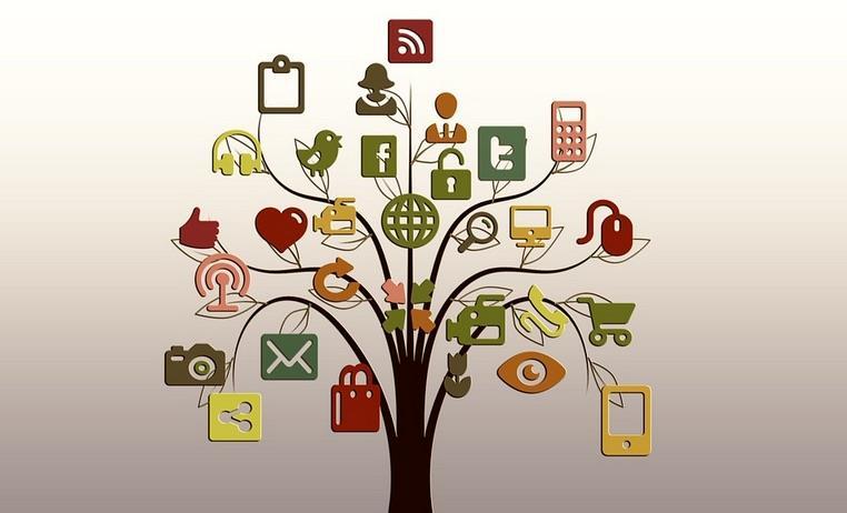 difunde en redes sociales