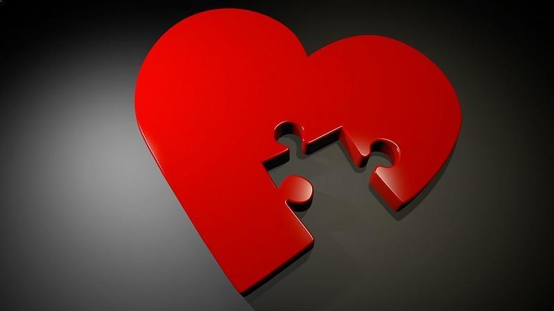 el sismo nos dejo un corazon roto