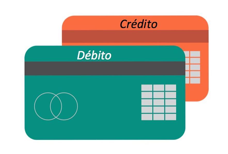 es mejor tarjeta de credito o de debito