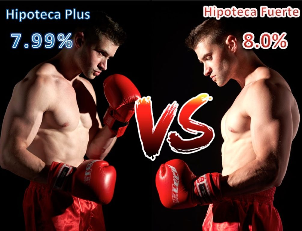Hipoteca Plus de Santander vs Hipoteca Fuerte Banorte