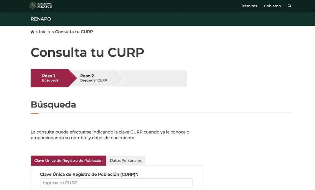 Qué significan los datos de mi CURP, es importante saber.