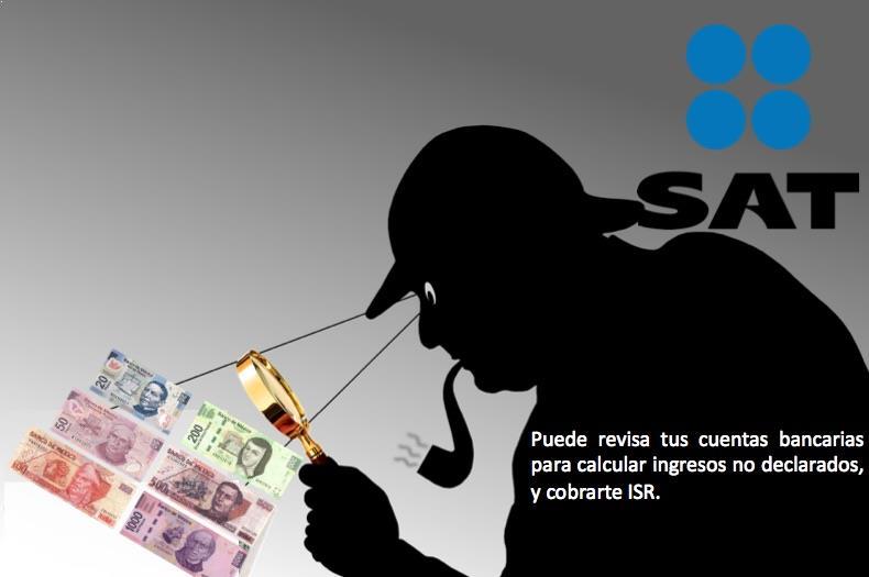 sat fiscaliza tus cuentas bancarias