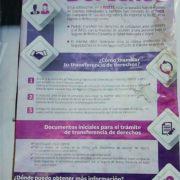 transferencia de derechos entre el IMSS Y el ISSSTE