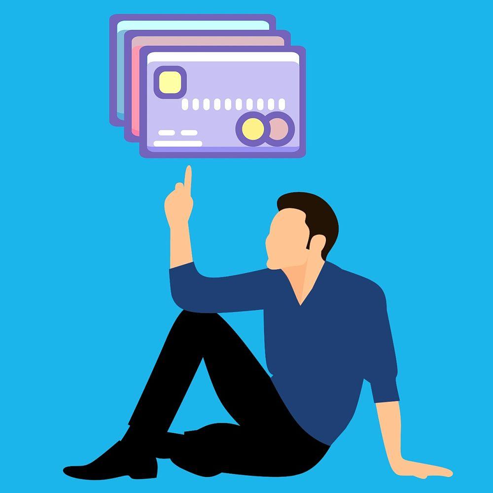 Usar la tarjeta de crédito de otra persona