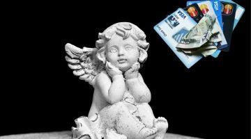 usar la tarjeta de credito de un fallecido
